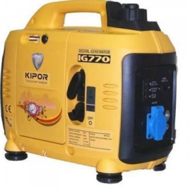 Инверторный генератор KIPOR IG 770