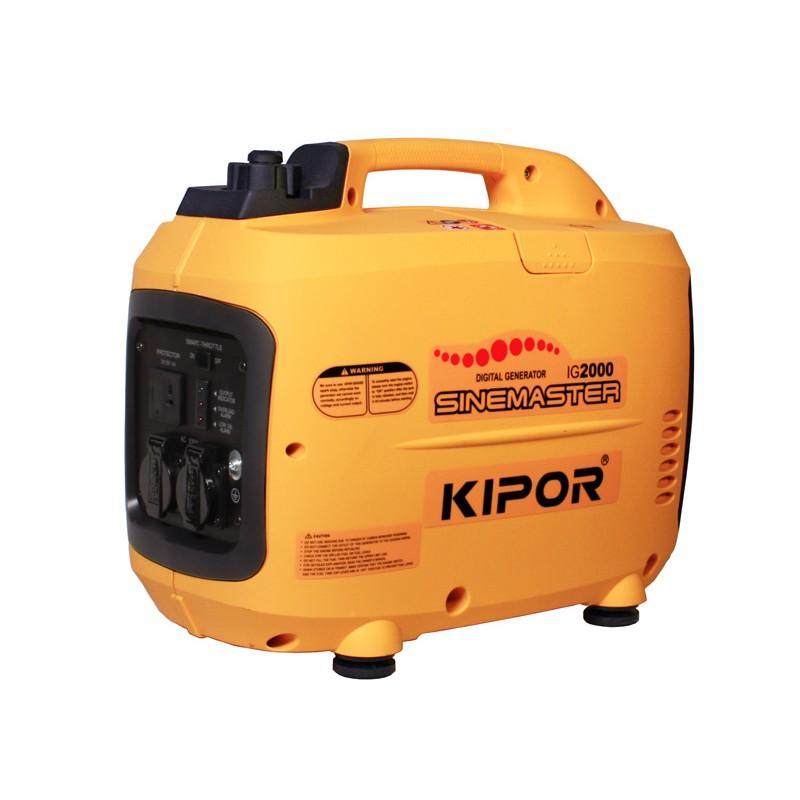 Инверторный генератор KIPOR IG 2600