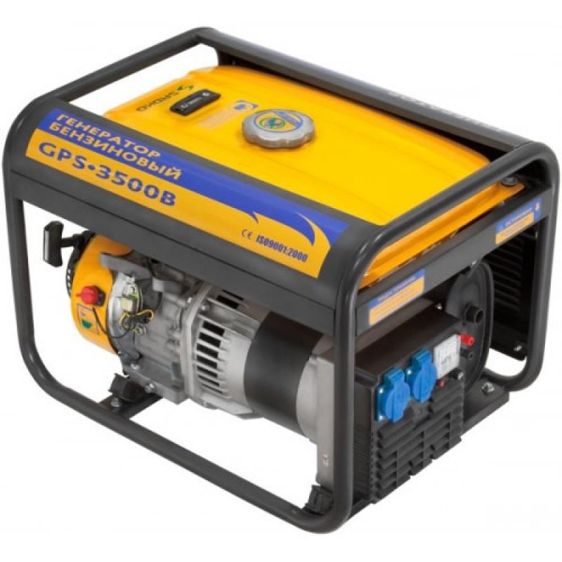 Бензиновый генератор Sadko GPS-3500