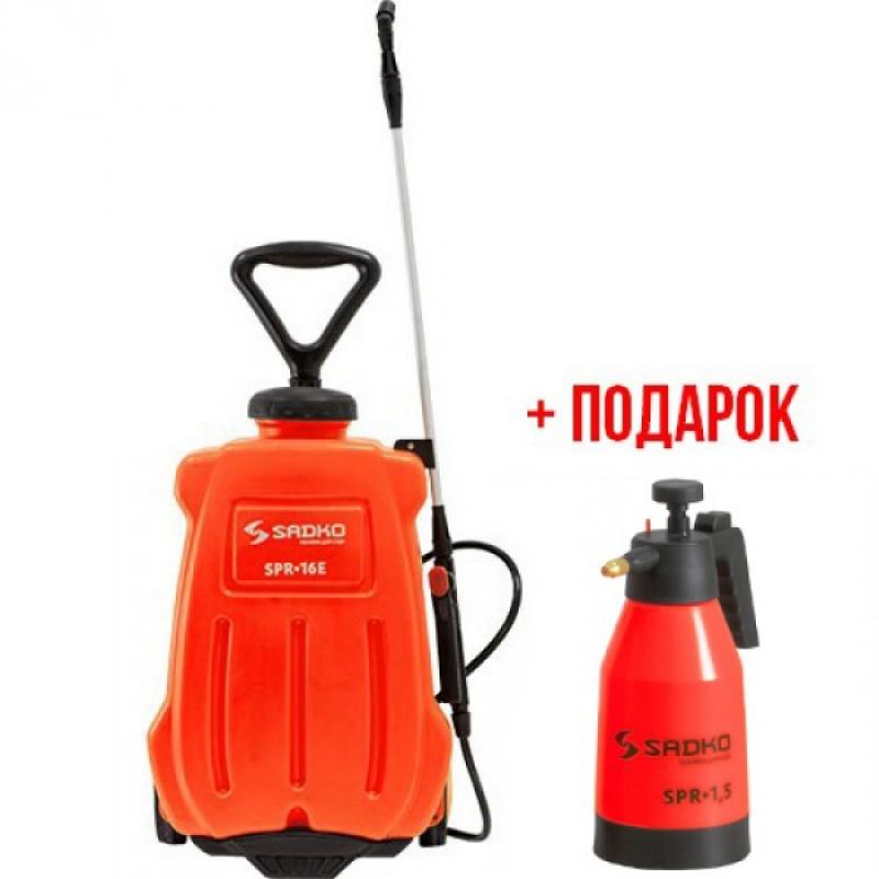 Опрыскиватель аккумуляторный Sadko SPR-16E