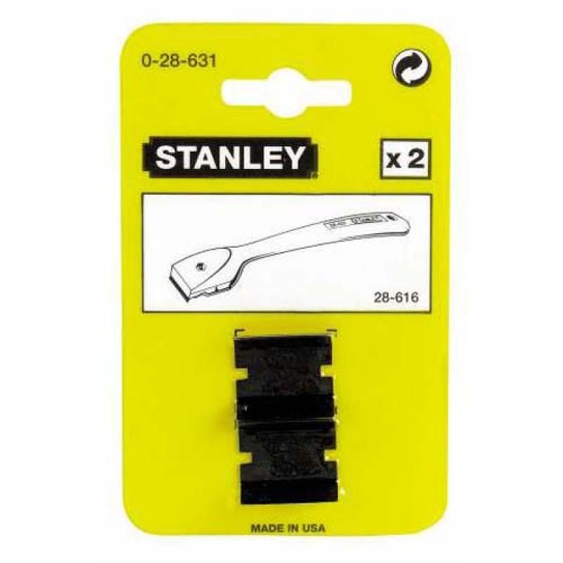 Лезвие запасное  STANLEY   0-28-631