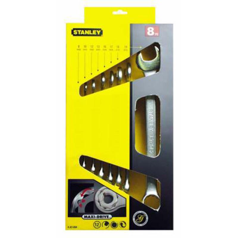 Набор ключей комбинированных  STANLEY   4-87-054