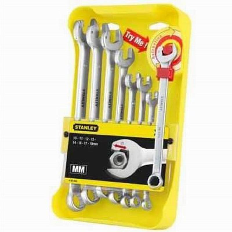 Набор ключей комбинированных  STANLEY   4-95-660