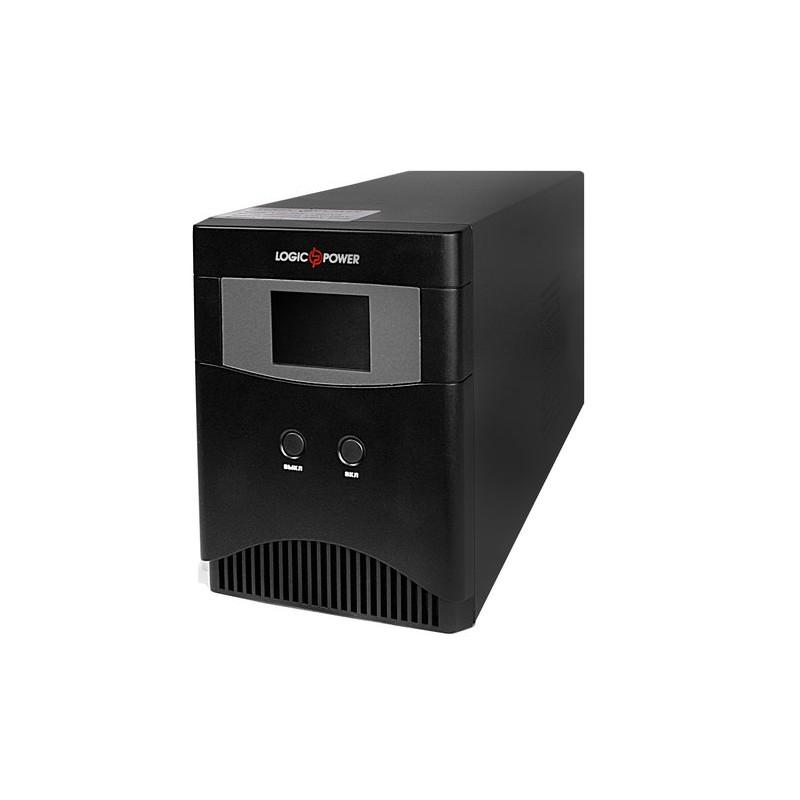 ИБП Logicpower LPM-PSW-1500VA (1050Вт) с правильной синусоидой 12В