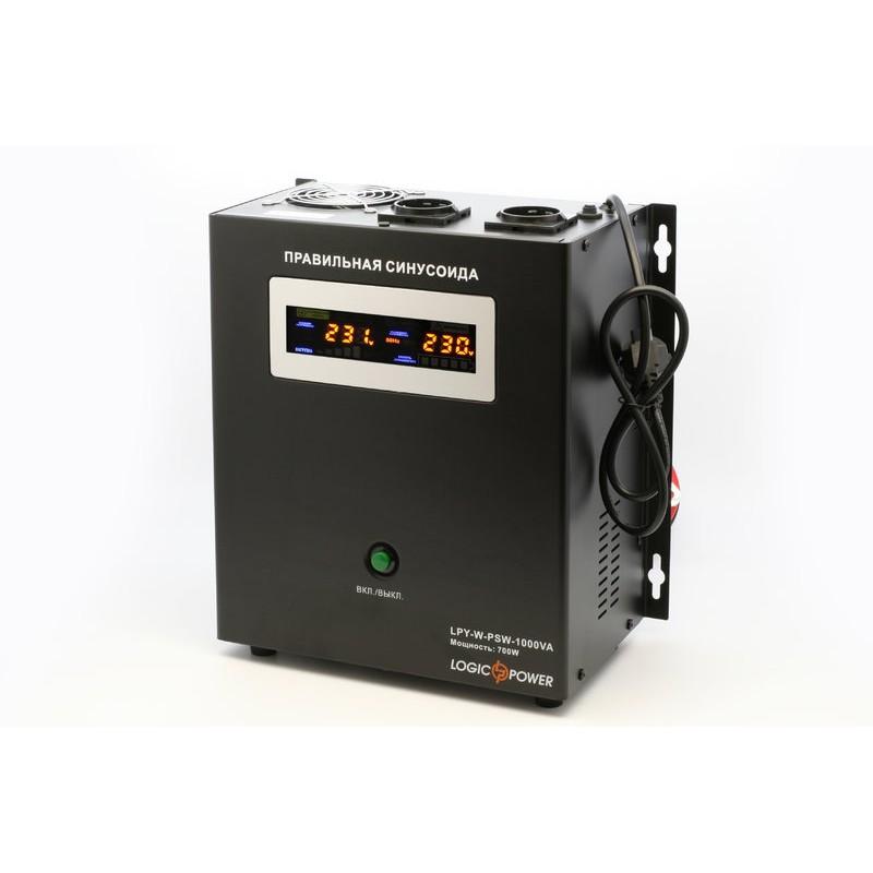ИБП Logicpower LPY-W-PSW-500VA+