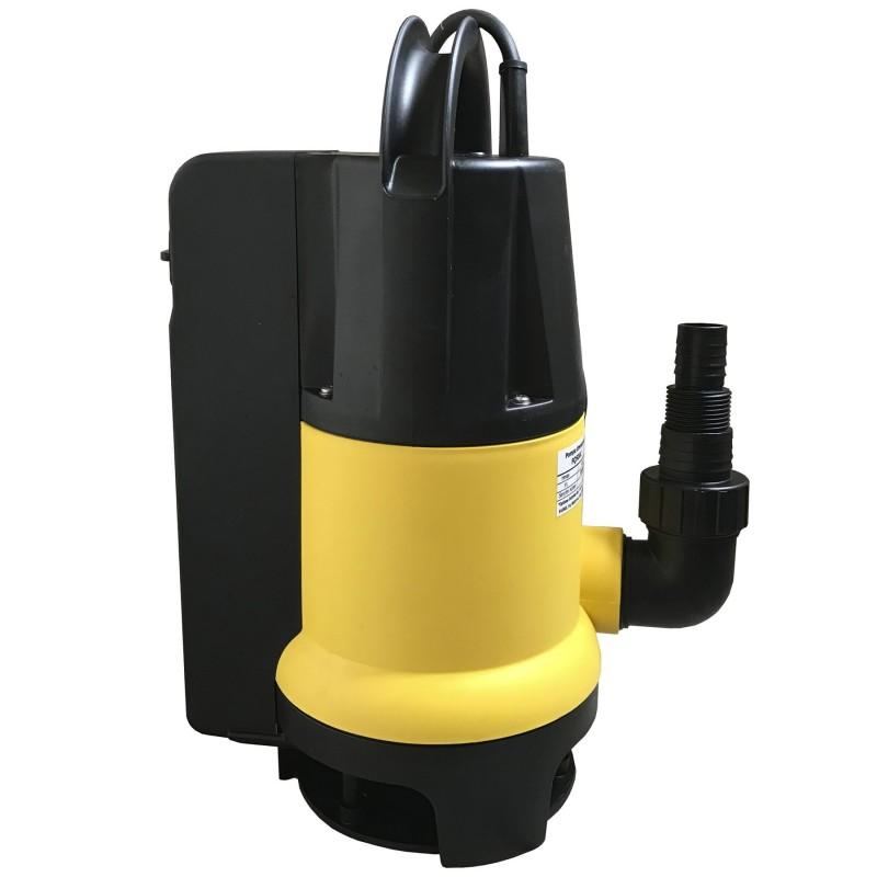 Насос дренажный cо встроенным поплавком Optima FQ500 C 0.5кВт