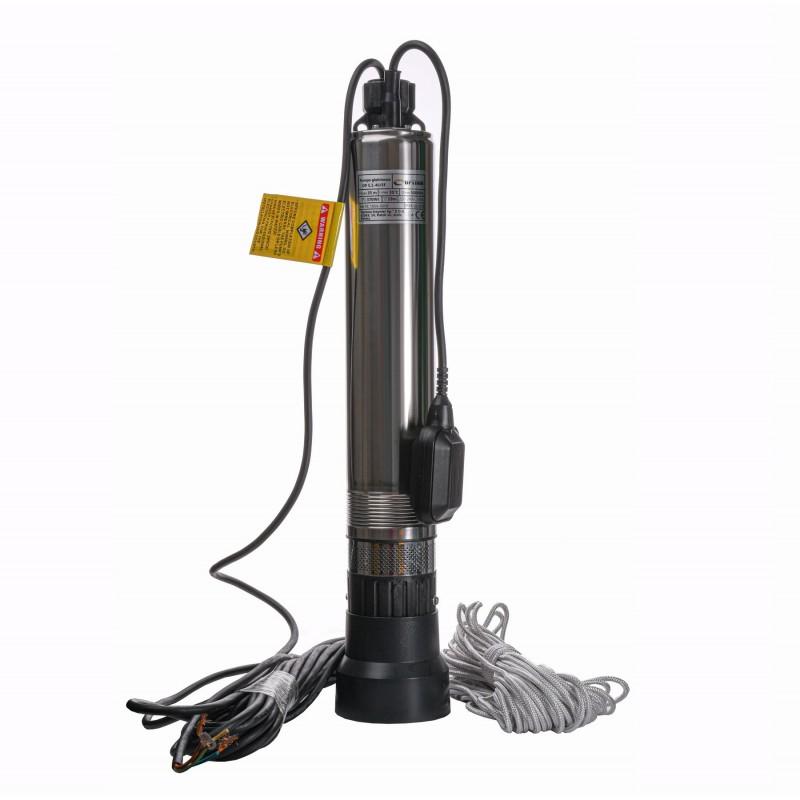 Насос колодезный OP 5,1 - 40/5 F 0,37 кВт, P max=0.45 кВт( с поплавком )