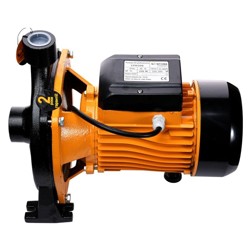 Насос центробежный Optima CPm 200 1.5кВт