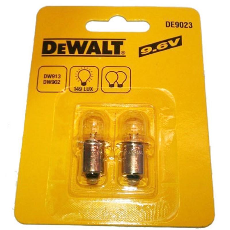 Фонарик аккумуляторный DeWALT DE9023