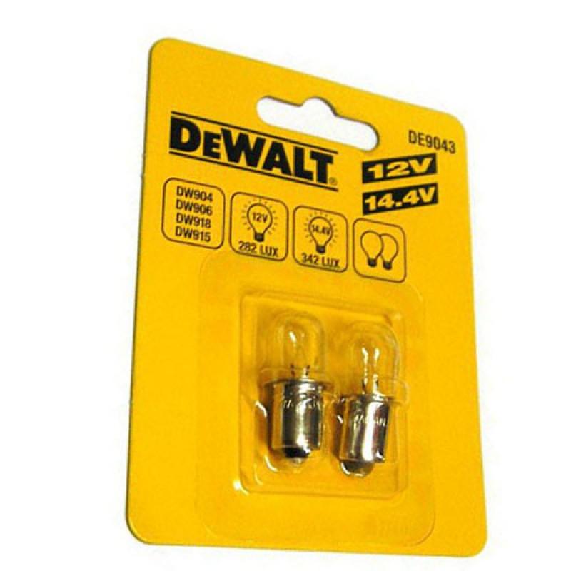 Фонарик аккумуляторный DeWALT DE9043