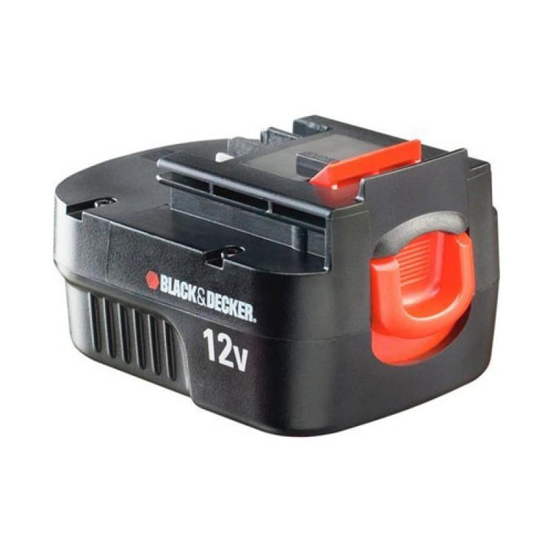 Аккумулятор BLACK DECKER, A12Е,12.0 BLACK&DECKER 90548695