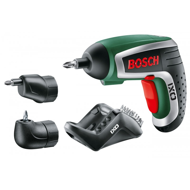 Аккумуляторная дрель-шуруповерт Bosch IXO IV Updgrade full