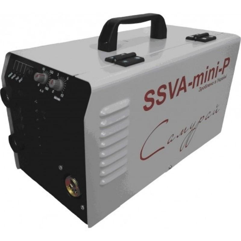 Инверторный полуавтомат SSVA-mini-P «Самурай»