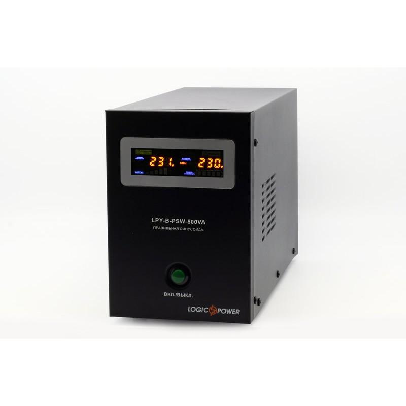 ИБП Logicpower LPY-B-PSW-500VA